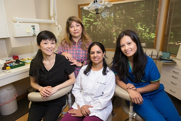 The Bellevue Family & Cosmeitc Dentistry team